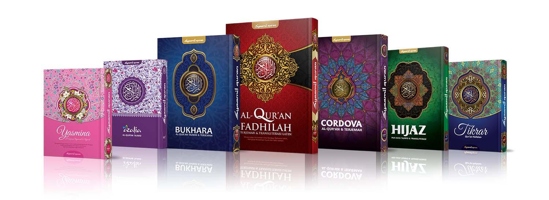 Produk Syaamil Quran