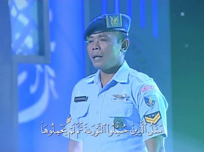 Serda Supramono - TNI yang Hafal Quran 5 Juz