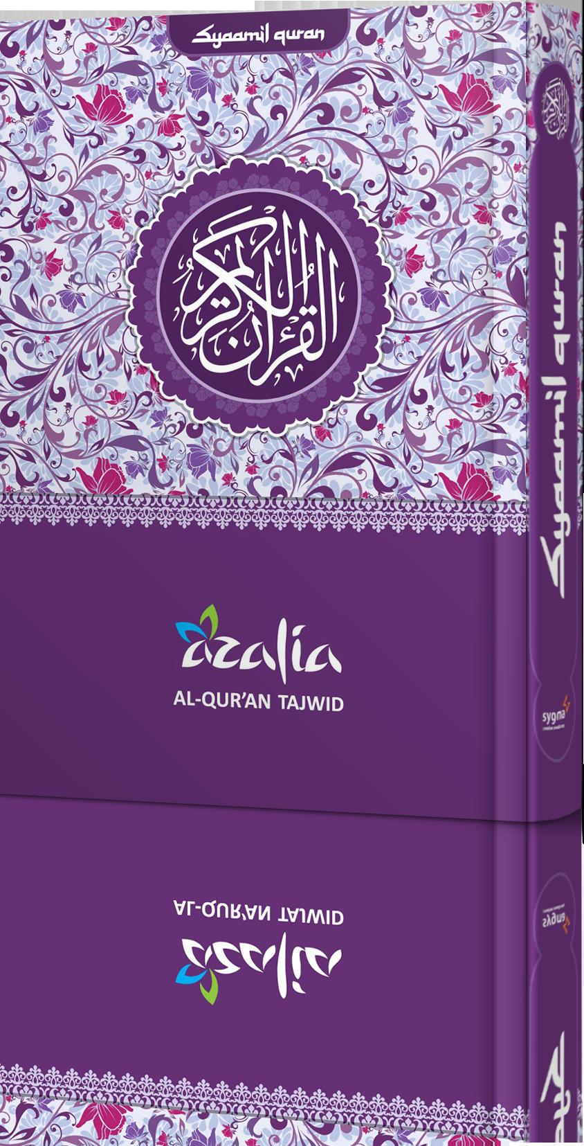 Syaamil Quran Azalia Hisna
