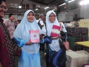 Kunjungan IkraMedia Malaysia ke Percatakan Syaamil Quran