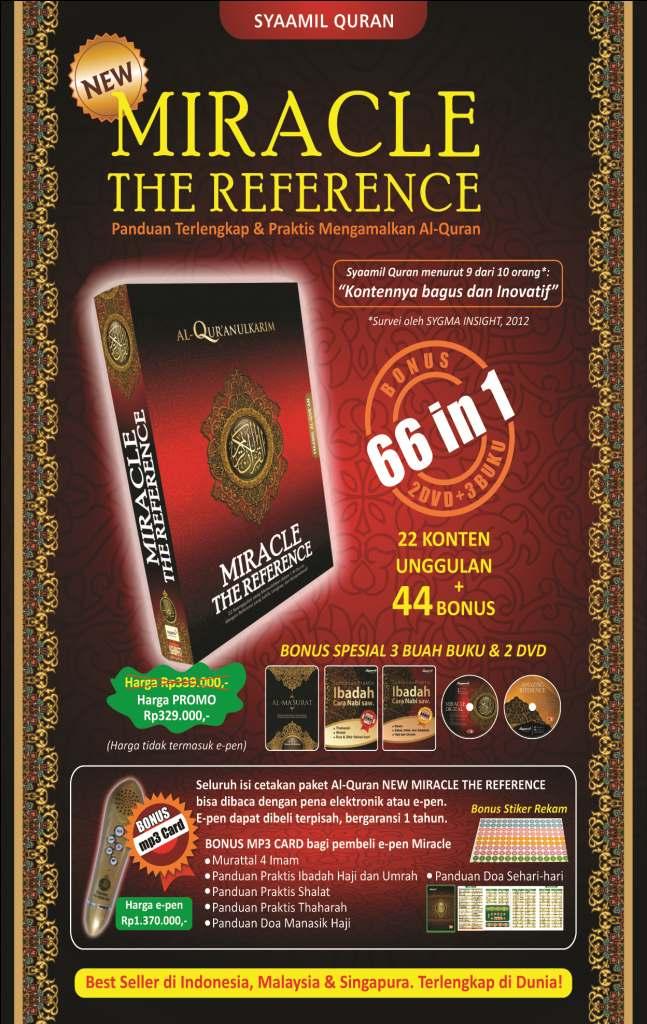 Jual Syamil Al-Quran