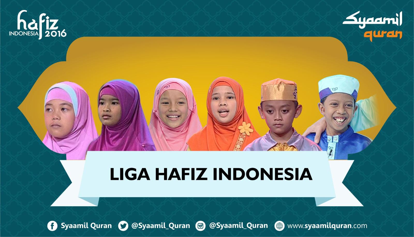 Ini Dia Profil 6 Besar Peserta Hafiz Indonesia