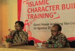 Duta #AyoNgajiTiapHari Pelajar Lembang Gelar Pelatihan