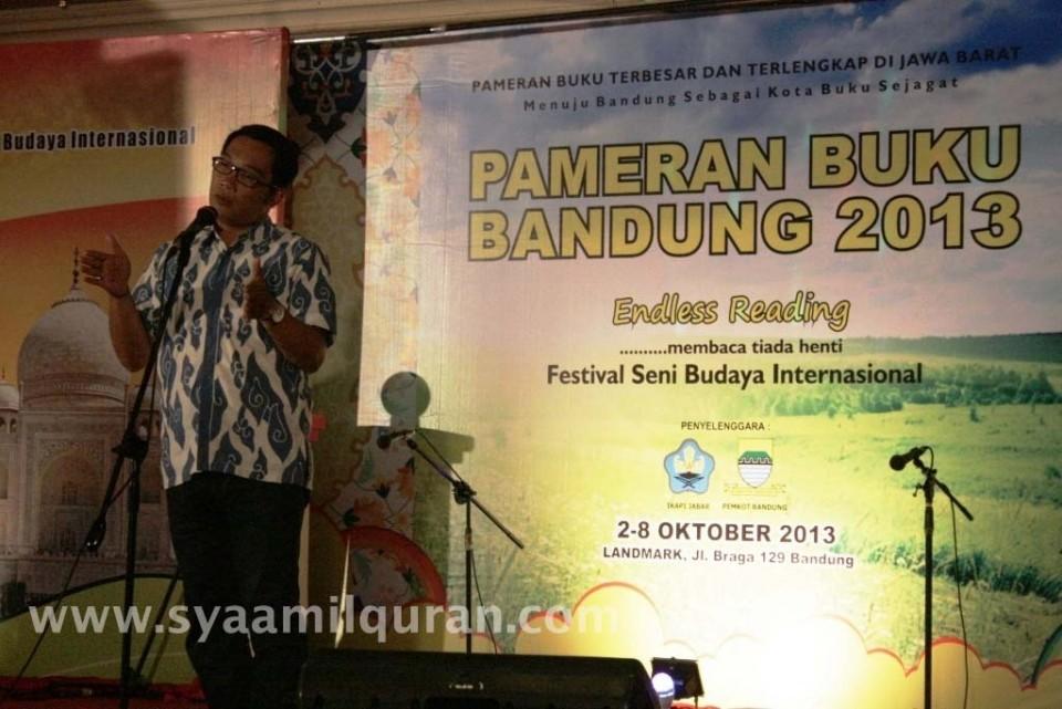 syaamilquran.com – Pemkot Bandung Ingin Mendirikan Perpustakaan di