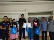 Sinergi Kebaikan Syaamil Quran Dengan Komunitas Great Muslimah