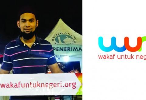 Sygma CMC Luncurkan Website wakafuntuknegeri.org