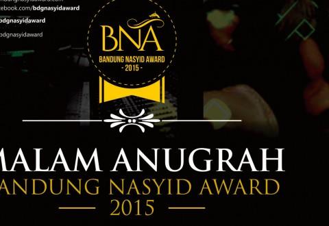 head bdg nasyid award 2015