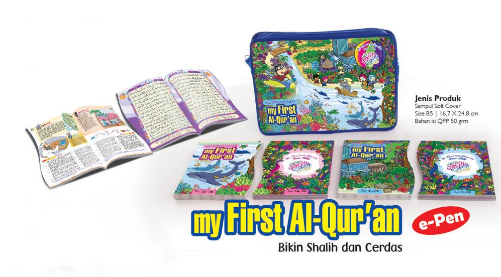 My First Al-Quran - Al-Quran Anak