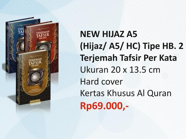 New Hijaz a5